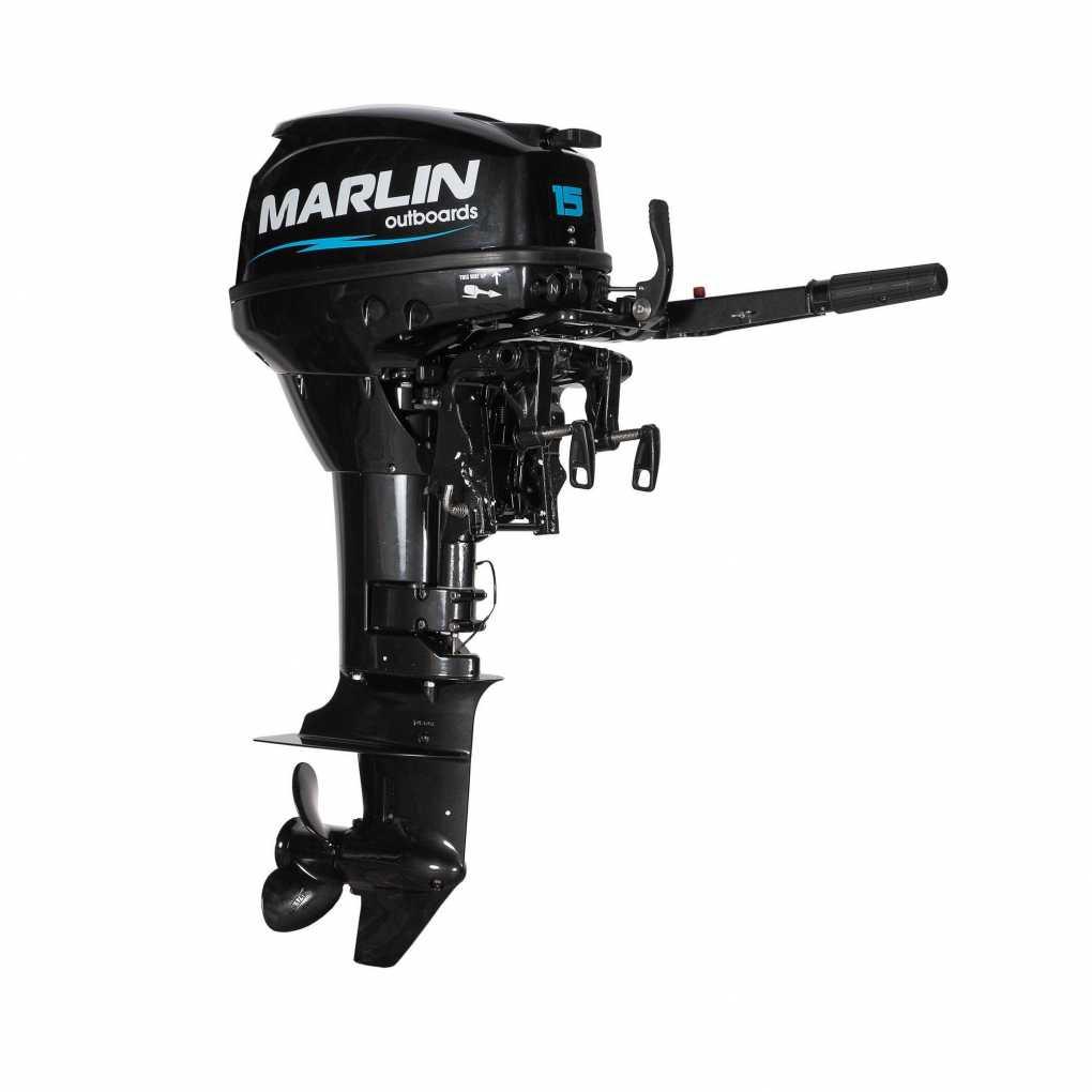 Кто делает лодочные моторы marlin
